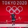 """""""سراج آل سليم"""" خامسًا في منافسات الأثقال بـ الأولمبياد"""