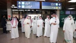 """""""مطار الأحساء الدولي"""" … تحوّل مؤسسي وخطة تطويرية للأنشطة الاستثمارية (صور)"""