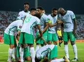 هدف الشهري يقود الأخضر لفوز ثمين على عمان في تصفيات كأس العالم (صور)