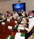 سمو محافظ الأحساء يترأس اجتماع المجلس المحلي للمحافظة