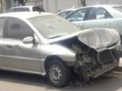 """""""أب"""" يقتل إبنه لتسببه في تهشم سيارة زبون بالورشة في مكة"""