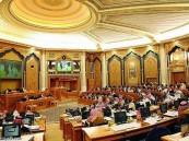 """رئيس """"الشورى"""": تنفيذ الحدود الشرعية تحقيق لمصالح العباد وردع للمفسدين"""