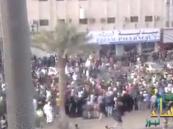 """""""فيديو مخيف"""" للمتمردين الإثيوبيين يستعرضون بطريقة عسكرية بالرياض"""
