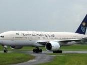طائرة الخطوط القادمة من القاهرة تؤخر إقلاعها لإنقاذ حياة سعودية
