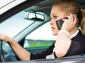 استعمال الجوال أثناء القيادة يرفع معدل حوادث السير