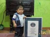 بالصور … أصغر رجل في العالم