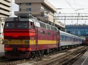 قطار يصل إلى بر الأمان.. بدون سائقه
