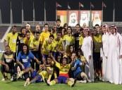 الوحدة الاماراتي يدعو النصر للمشاركة في دورة ودية