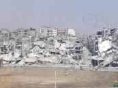 """الجيش السوري """"يهاجم حمص"""" بالطائرات والمورتر"""