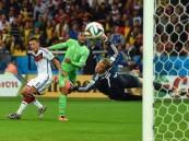كأس العالم : الجزائر تخسر النتيجة من الألمان و تكسب الأعجاب بالمستوى المشرف
