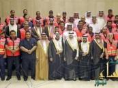 """""""سعود بن نايف"""" الإسعاف الطائر في الشرقية خلال الأسابيع المقبلة"""