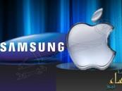 """سامسونغ الأولى في سوق الهواتف الذكية بعد تراجع """" آبل """""""