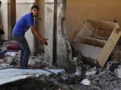 غزة: نزوح 100 ألف فلسطيني بسبب القصف الإسرائيلي