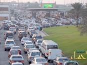 900 ألف مسافر عبروا جسر الملك فهد خلال 10 أيام