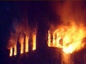 فتاة تخاطر بحياتها وتقتحم حريقاً لإنقاذ أبناء جيرانها بالعويقلية