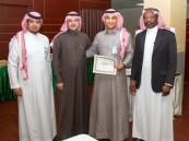 مستشفى الملك عبدالعزيز يختار ويكرم الموظفين المثاليين