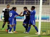 الهلال السعودي يتغلب على كاظمة الكويتي بأربعة أهداف في دورة العين الودية