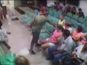 بالفيديو … عصابة مسلحة تسطو على مستشفى بالبرازيل وتسرق أموال المرضى