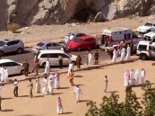 بالصور .. سعودي يطلق النار على زوجته بعدما طلبت منه الخلع