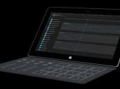 ميكروسوفت تطلق لوحة مفاتيح موسيقية لحواسب