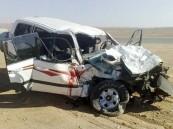 في الأحساء… وفاة وإصابة خمسة اشخاص في حادث مروري