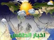 الطقس : رؤية غير جيدة  بسبب الغبار على شرق ووسط المملكة