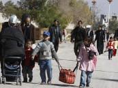 «العفو الدولية» تحث دول الجوار السوري على فتح الحدود