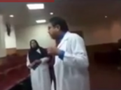 بالفيديو ..بعد «هروب» السعوديين من المستشفيات..طبيب :«متراً» يقي من كورونا