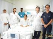 جراحة دقيقة بالميكروسكوب الجراحي لقاع الجمجمة تعيد شاب عشريني لحياته الطبيعية