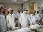 """""""بالصور"""".. برج الطوارئ بمستشفى الملك فهد يستقبل أول مراجعيه"""
