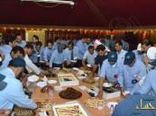 المعهد الصناعي الثانوي الأول بالاحساء يقيم حفل معايدة