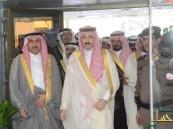 محافظ الأحساء يعايد مرضى مستشفى الأمير سعود بن جلوي بعيد الفطر