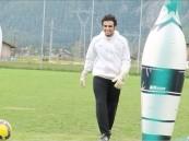 استبعاد عبدالله العنزي عن المنتخب السعودي