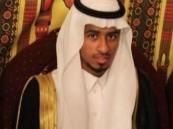 ناصر الشدي والزميل عبد الله القريان يحتفيان  بالمولود الجديد