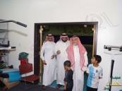 زيارة وشراكة مجتمعية طبية للدكتور خليفة بن ناصر الملحم ونادي الصديق