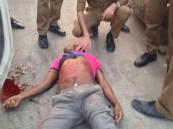 """""""شرطة الرياض""""مقتل إثيوبي حاول الاستيلاء على سلاح رجل أمن بنهاية الحملة"""