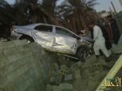بالصور ….حادث مروع في ظروف غامضة…!