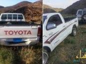 بالصور … بعد عامين العثور على جثة رجل الأمن المفقود وسيارته