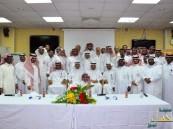 """""""الصالحي"""" يلتقي  بمنسوبي مستشفى الملك فهد بالهفوف بعد تقييم JCI"""