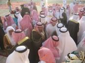 أهالي المقدام والقرى المحيطة يؤدون صلاة عيد الفطر المبارك