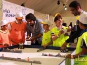 """بطولة """" الروبولومبيا """" تشعل التنافس بين 125 مبدعا تقنيا يوميا في إثراء المعرفة بالأحساء"""