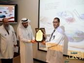 مستشفى الملك عبد العزيز بالأحساء يقيم اليوم العالمي لغسل اليدين