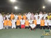 فريق جمعية المتقاعدين لكرة القدم بالأحساء يتغلب 1 – 3 على نادي الجيل