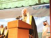 """بالغنيم يزف خريجي ثانوية الملك خالد نظام """"المقررات"""""""