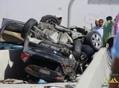 """بالصور … حادث مروع يحيل الـ """"سوناتا"""" لقاتلة"""