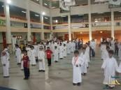 إبتدائية الأمير نايف تحتفي بمعلميها المتميزين