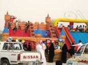 أكثر من 6 آلاف زائر وسائح يستقبلهم منتزة الاحساء الوطني