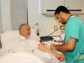 80 متبرعا بوحدات الدم في حملة ترابط الخيرية