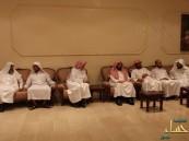 مؤسسة الأمير محمد بن فهد آل جلوي التعليمية  تقيم مأدبة عشاء على شرف فضيلة الشيخ الدكتور فالح الصغير