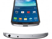 سامسونج تطرح جهاز Galaxy Round المنحني بالأسواق
